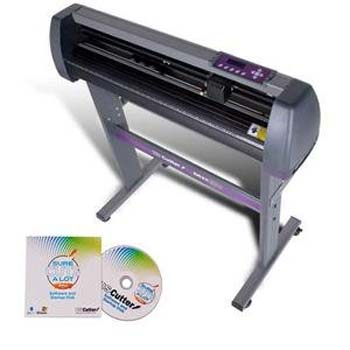 8. USCutter 28-inch Vinyl Cutter with Stand