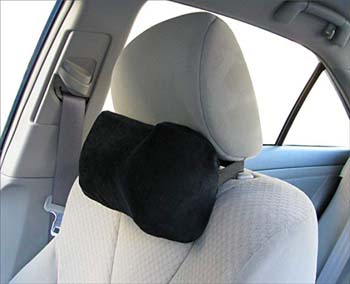 2: TravelMate Car Neck Pillow