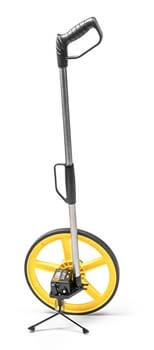 1. TR Industrial 88016 FX Series Collapsible Measuring Wheel
