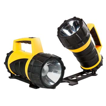 10. 2 Rayovac Professional Industrial LED Flashlight