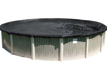 6. Buffalo Blizzard 24-Foot Round Winter Cover Above-Ground Swimming Pools