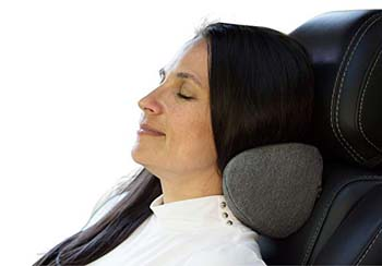 4: Vestia Ergonomic Car Pillow