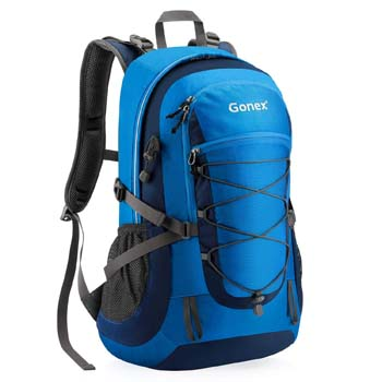 10. Gonex Updated 35L Hiking Backpack