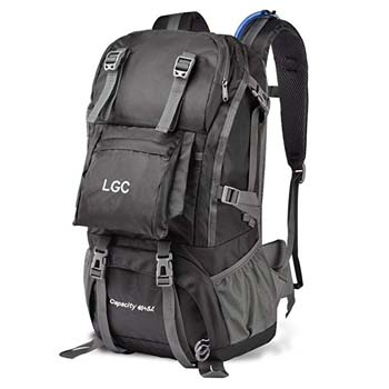 5. LGC Products Travel Backpack