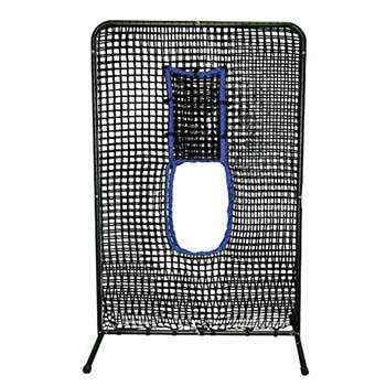 9) Louisville Slugger Pro Style Portable Pitching Screen