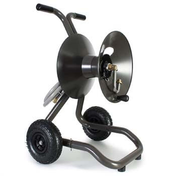 8. Eley / Rapid Reel Two Wheel Garden Hose Reel Cart