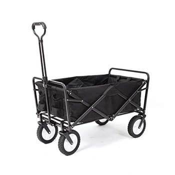 1. Mac Sports WTC-145 Collapsible Outdoor Folding Wagon