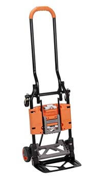 9. Cosco Shifter 300-Pound Capacity Multi-Position Folding Hand Truck
