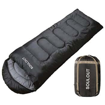 6. Soulout Sleeping Bag
