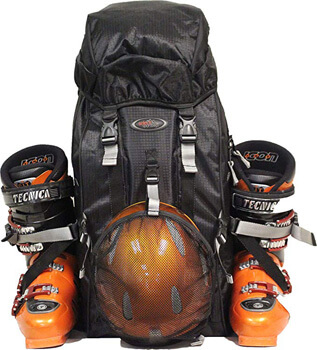 9. Select Sportbags TEAM PACK SKI BOOT BAG