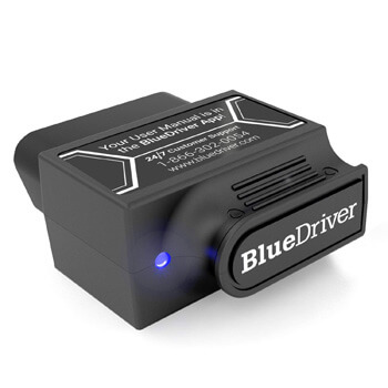 1. BlueDriver Bluetooth Pro OBDII Scan Tool for iPhone & Android