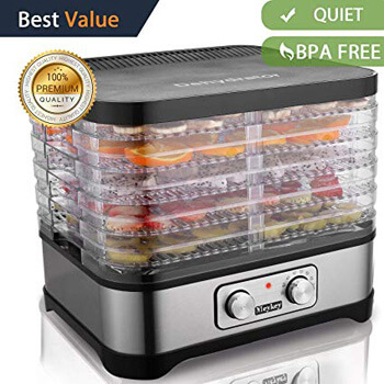 3. Food Dehydrator Machine, Jerky Dehydrators