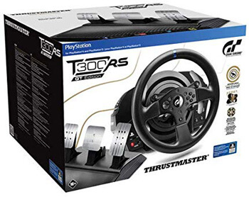 10: Thrustmaster T300 RS GT Racing Wheel - PlayStation 4