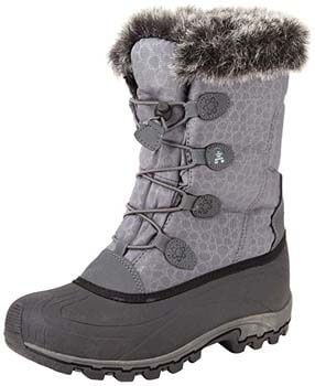 10: Kamik Women's Momentum Snow Boot