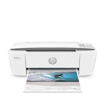 7: HP DeskJet 3755 Compact All-in-One Wireless Printer