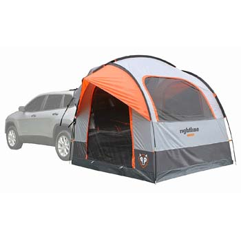 9. Rightline Gear SUV Tent, Sleeps Up to 6, Universal Fit