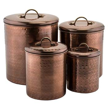 1. Old Dutch 1843 Canister (Set of 4)